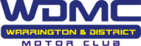 Warrington & District Motor Club Logo